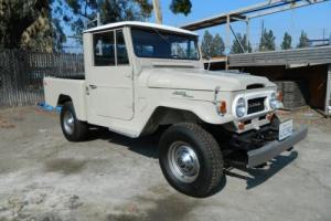 1966 Toyota Land Cruiser Truck