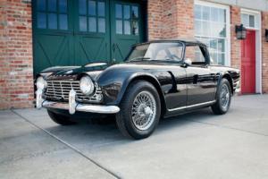 1964 Triumph TR-4 Original One Owner Photo