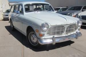 1968 Volvo 122S Amazon -- Photo