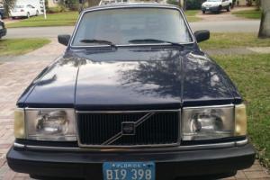 1989 Volvo 240 Photo