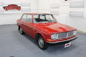 1968 Volvo 142 Runs Drives Body Int VGood 1.8L 4 spd manual