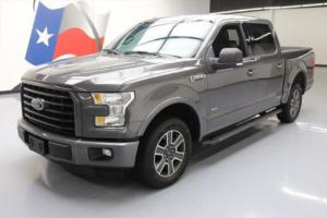2015 Ford F-150 XLT SPORT CREW ECOBOOST HTD SEATS