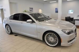 2012 BMW 7-Series ALPINA B7 SWB