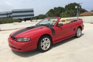 1996 Ford Mustang GT Convertible Photo
