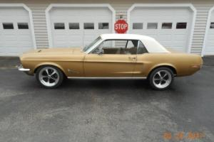 1968 Ford Mustang Coupe Photo