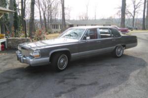1991 Cadillac Brougham BROUGHAM