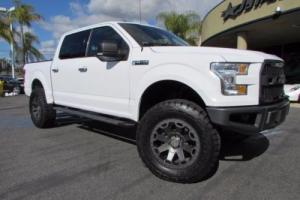 2015 Ford F-150 XLT Lifted