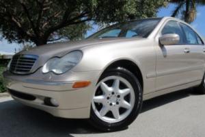 2001 Mercedes-Benz C-Class C240