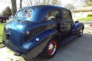 1939 Chevrolet Deluxe 2 Door Sedan