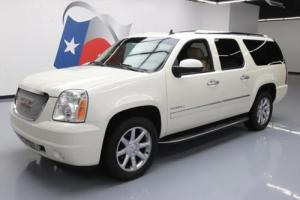 2012 GMC Yukon DENALI XL LEATHER SUNROOF NAV DVD Photo