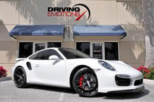 2014 Porsche 911 991 Turbo Coupe