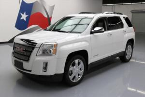 2012 GMC Terrain SLT-2 AWD HEATED LEATHER SUNROOF