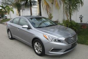 2017 Hyundai Sonata Showroom Condition- Clean Florida Title-