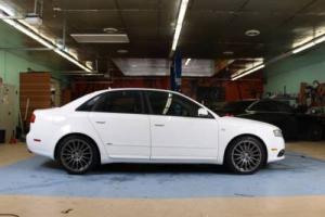 2008 Audi A4 S-Line Titanium Edition