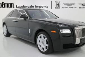 2012 Rolls-Royce Ghost SEDAN RWD