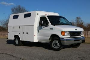 2007 Ford E-Series Van Utility Trades Truck Photo