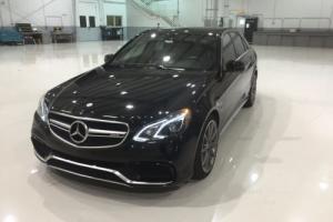 2015 Mercedes-Benz E-Class AMG E63S