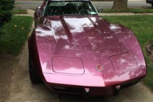 1974 Chevrolet Corvette L82 stingray