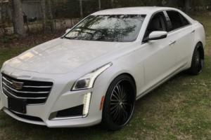 2016 Cadillac CTS CTS