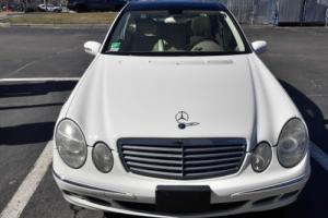 2006 Mercedes-Benz E-Class 350 4matic