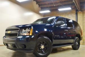 2009 Chevrolet Tahoe 4WD SSV Police