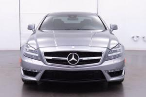 2012 Mercedes-Benz CLS-Class 4dr Coupe CLS63 AMG RWD Photo