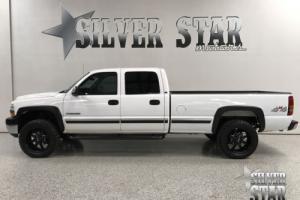2001 Chevrolet Silverado 2500 LS 4WD 8.1L