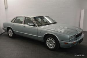 2002 Jaguar XJ 4dr Sedan XJ8 Photo