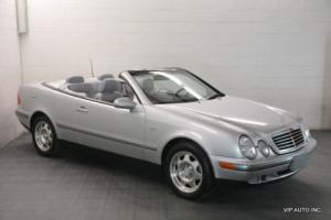 1999 Mercedes-Benz CLK-Class CLK320 2dr Cabriolet 3.2L
