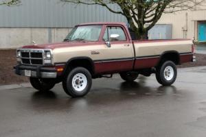 1992 Dodge Other Pickups