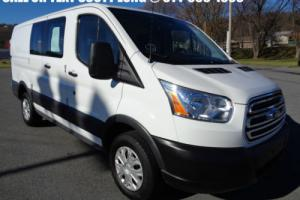 2015 Ford Transit 250 Cargo Van 130 WheelBase White Paint 3.7L