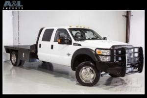 2014 Ford F-450 4X4