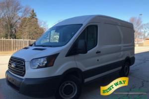 2017 Ford Transit Van T150 MED ROOF 3.7L 3K MILES  Savings $10,523