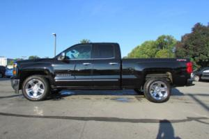 "2015 Chevrolet Silverado 1500 4WD Double Cab 143.5"" LTZ w/1LZ Photo"