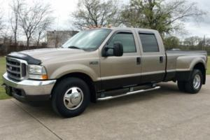 2002 Ford F-350 7.3 4X2 Lariat Dually
