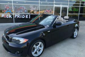 2012 BMW 1-Series 128I 128 I