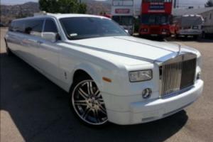 2004 Rolls-Royce Phantom Limousine