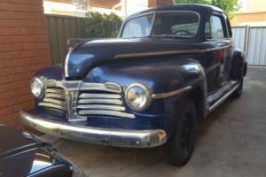 1942 Plymouth Coupe American LHD Dodge Chrsler Mopar Hemi