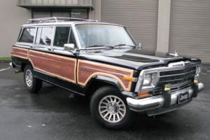 1989 Jeep Wagoneer Grand Wagoneer Photo