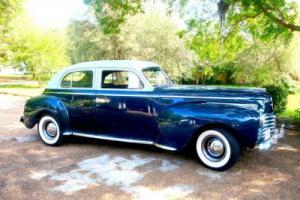 1941 Chrysler New Yorker Town Sedan