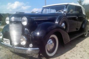 1937 Chrysler Imperial imperial Photo