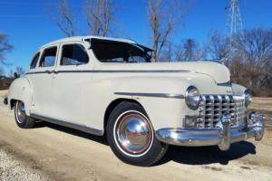 1948 Dodge Deluxe/Custom