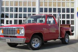 1978 Dodge Other Pickups Lil Red Express Photo