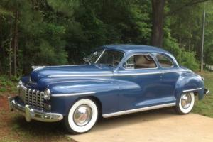 1948 Dodge Custom Coupe