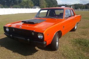 1968 Dodge Dart GTX replica