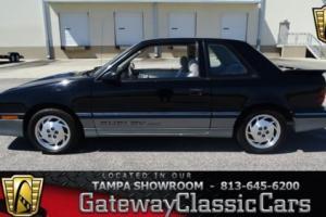 1987 Dodge Shadow -- Photo