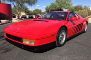1987 Ferrari Testarossa Testarossa