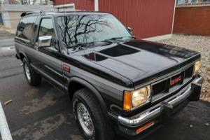 1988 GMC Jimmy