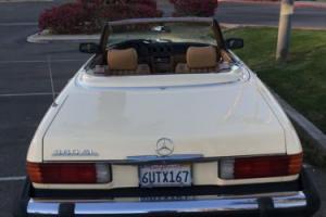 1982 Mercedes-Benz SL-Class SL