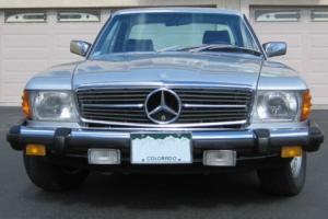 1980 Mercedes-Benz 400-Series Photo